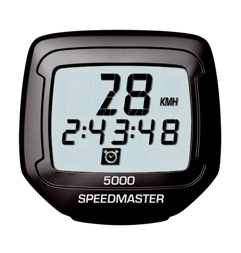 Cyklocomputer SIGMA Speedmaster PL5000