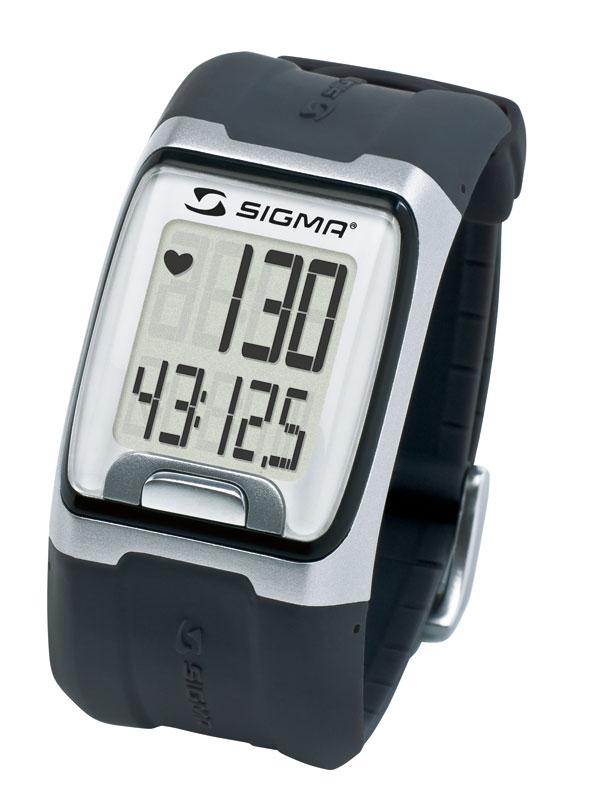 SIGMA PC 3.11 pulsmetr -černý