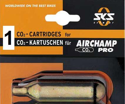 Bombička SKS AIRCHAMP PRO - náhradní 1ks