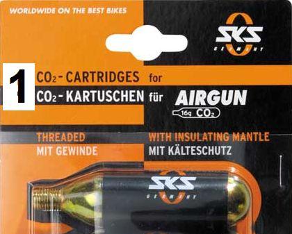 Bombička SKS AIRGUN - náhradní 1ks