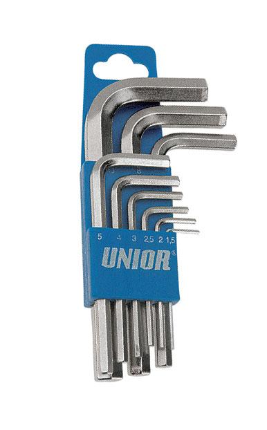 Klíče Imbus UNIOR v sadě - vel.1,5 až 10