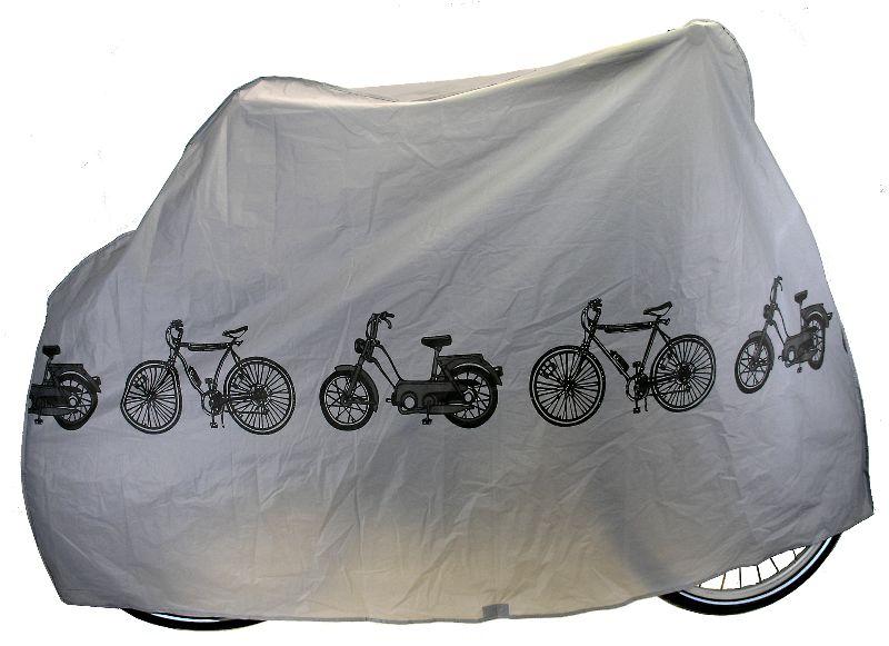 Ochranná plachta na kolo