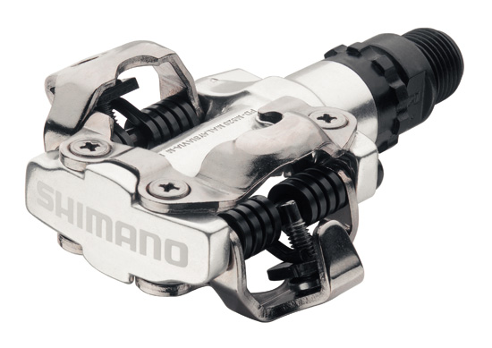 Pedály Shimano PD-M520 S