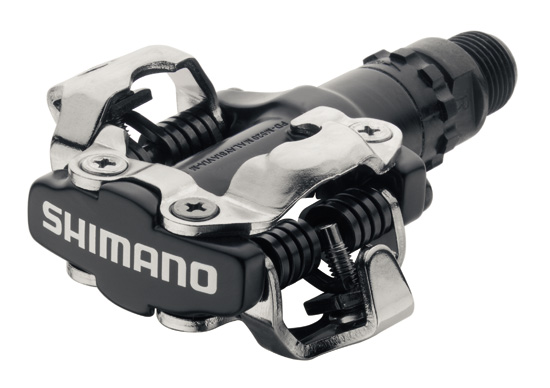 Pedály Shimano PD-M520 RL