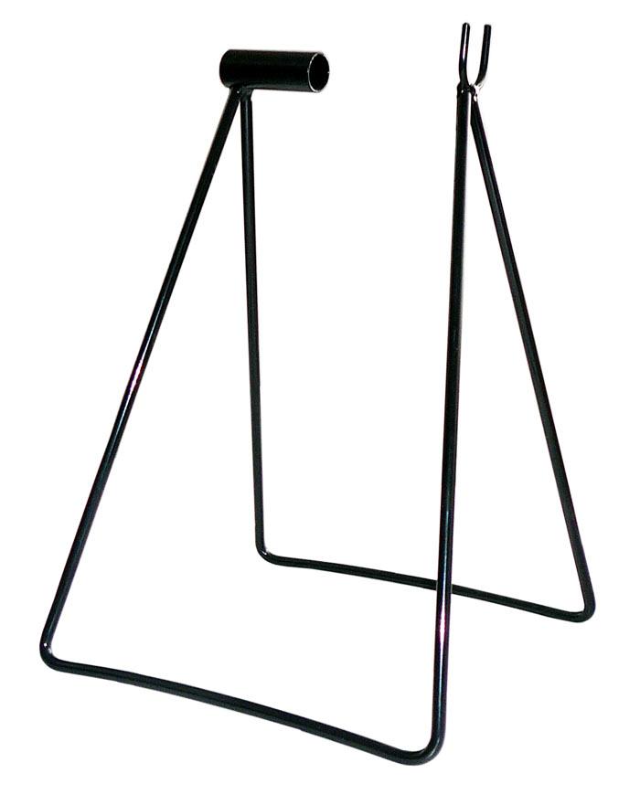 Stojan na zadní kolo s vidličkou