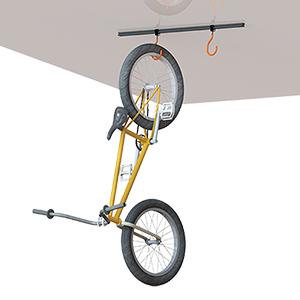 Věšák na kola na strop nebo stěnu SuperB TB-1817