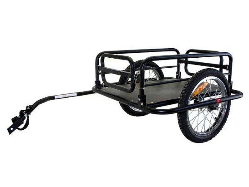 Nákladní vozík za kolo, nosnost 40kg