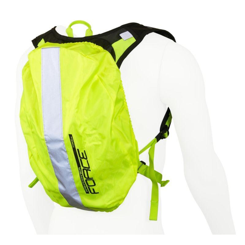 Pláštěnka - potah FORCE na batoh, reflexní