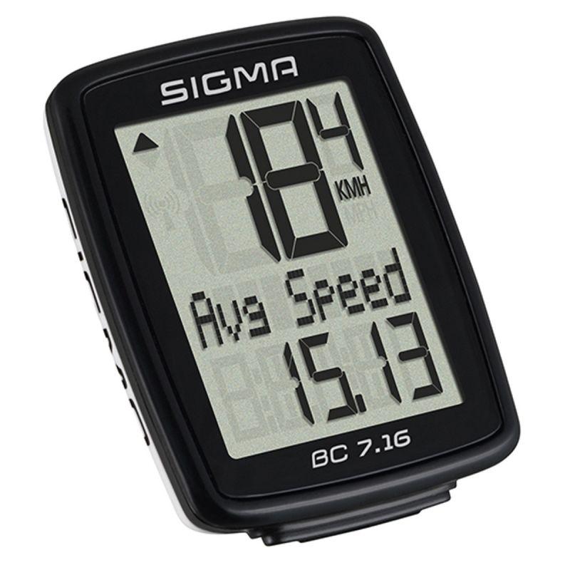 Cyklocomputer SIGMA BC 7.16