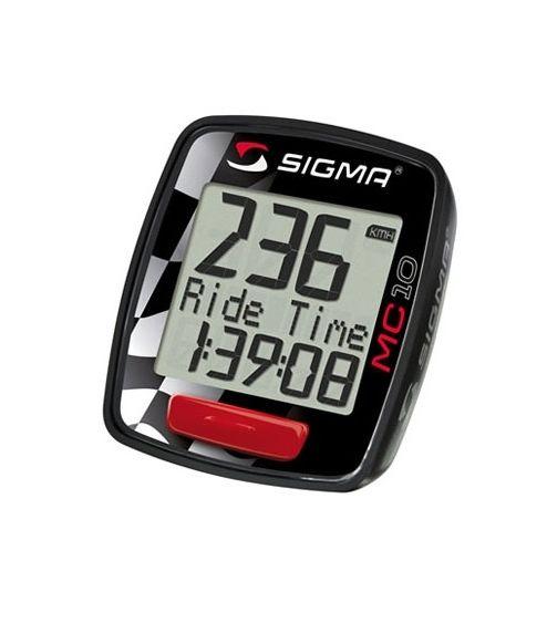 Cyklocomputer SIGMA MC 10 pro motocykly