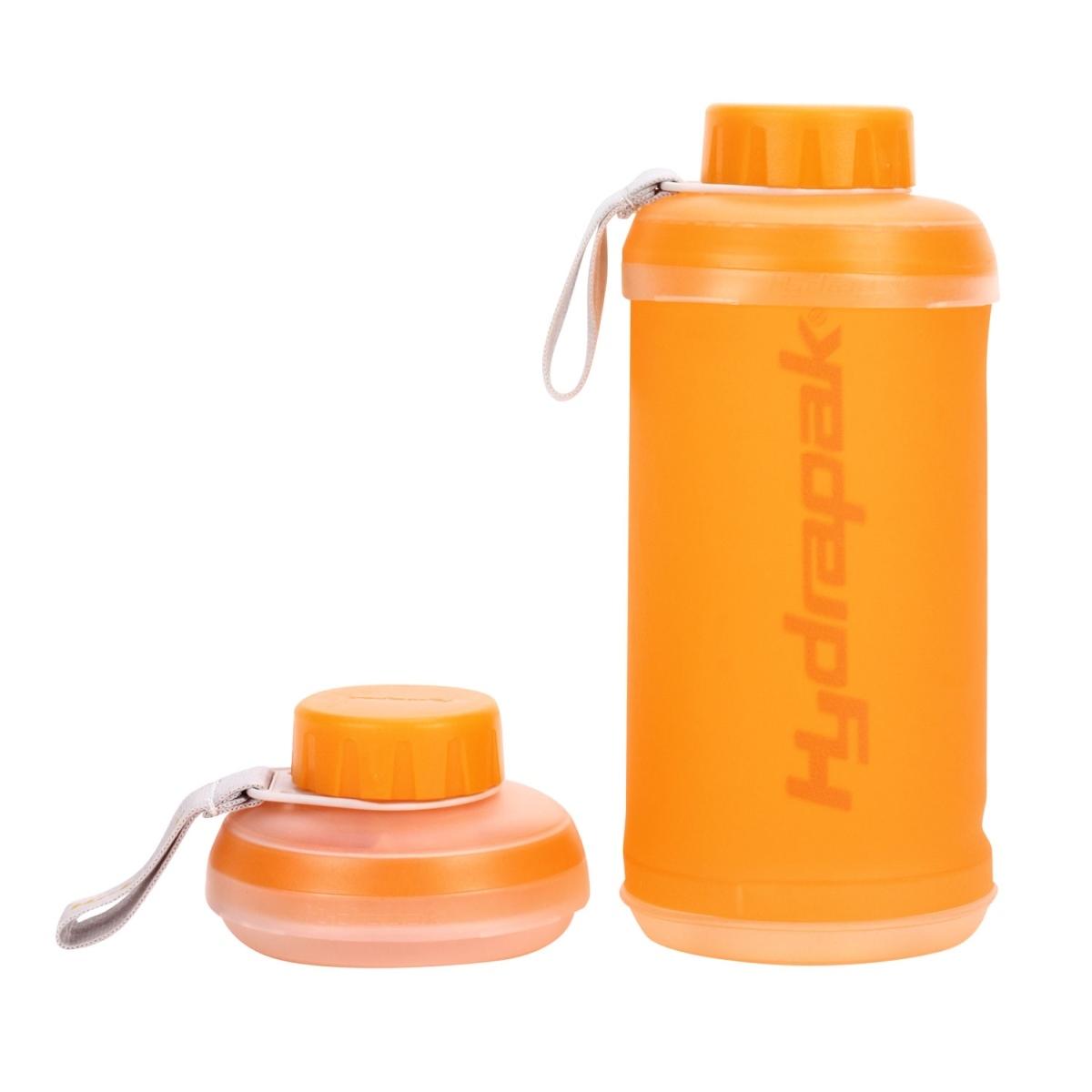 Skládací láhev Hydrapak Stash 750ml - oranžová