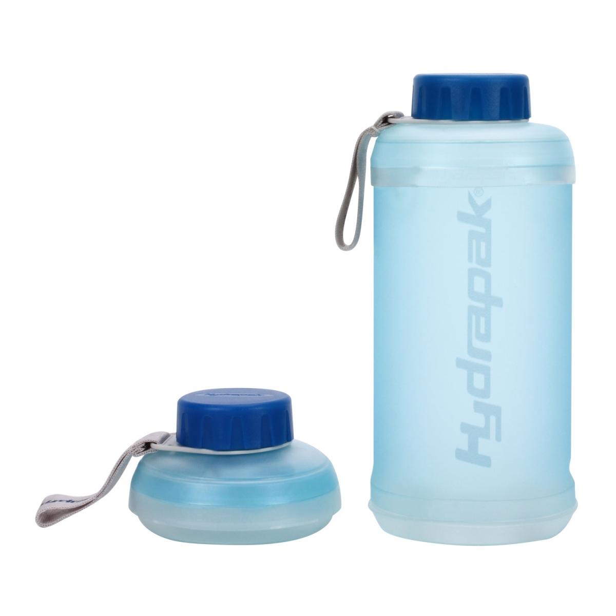 Skládací láhev Hydrapak Stash 750ml - modrá