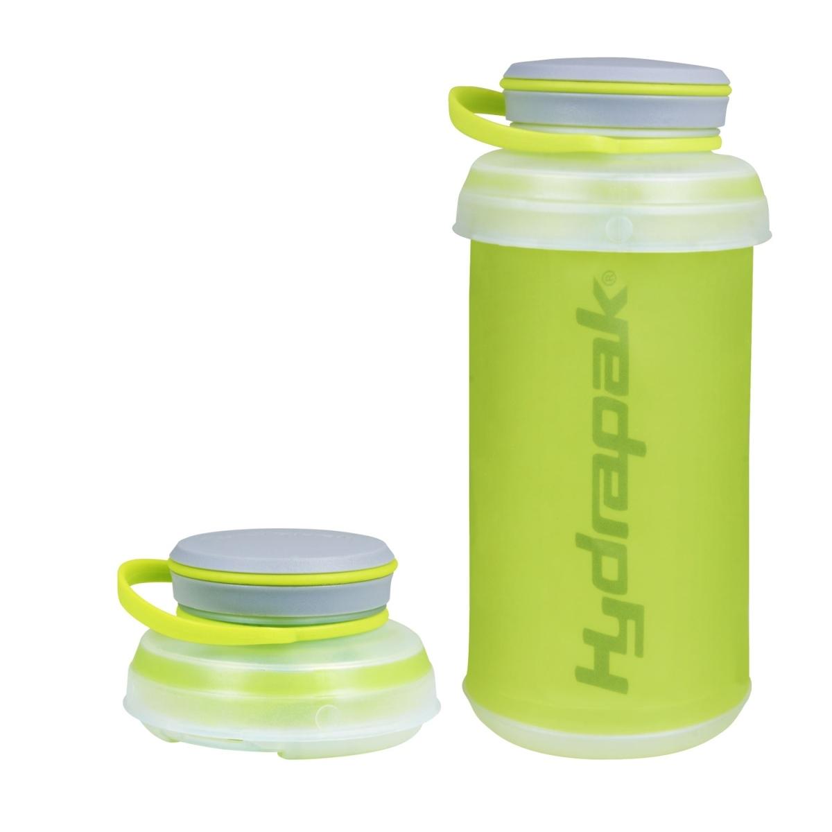 Skládací láhev Hydrapak Stash 1000ml - zelená