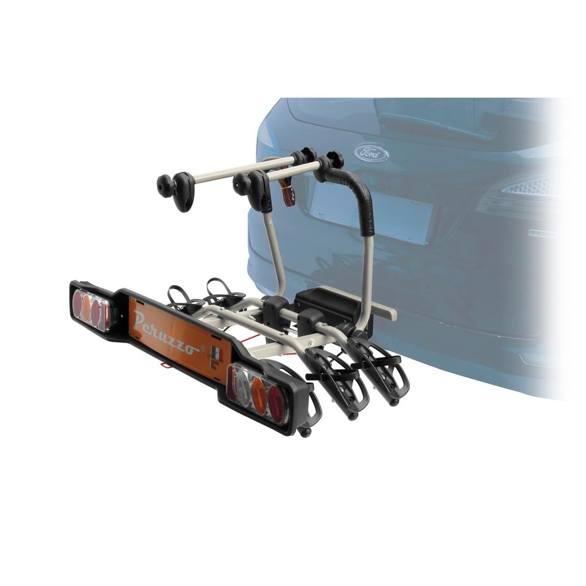 Nosič na tažné zařízení PERUZZO PARMA - 3 kola