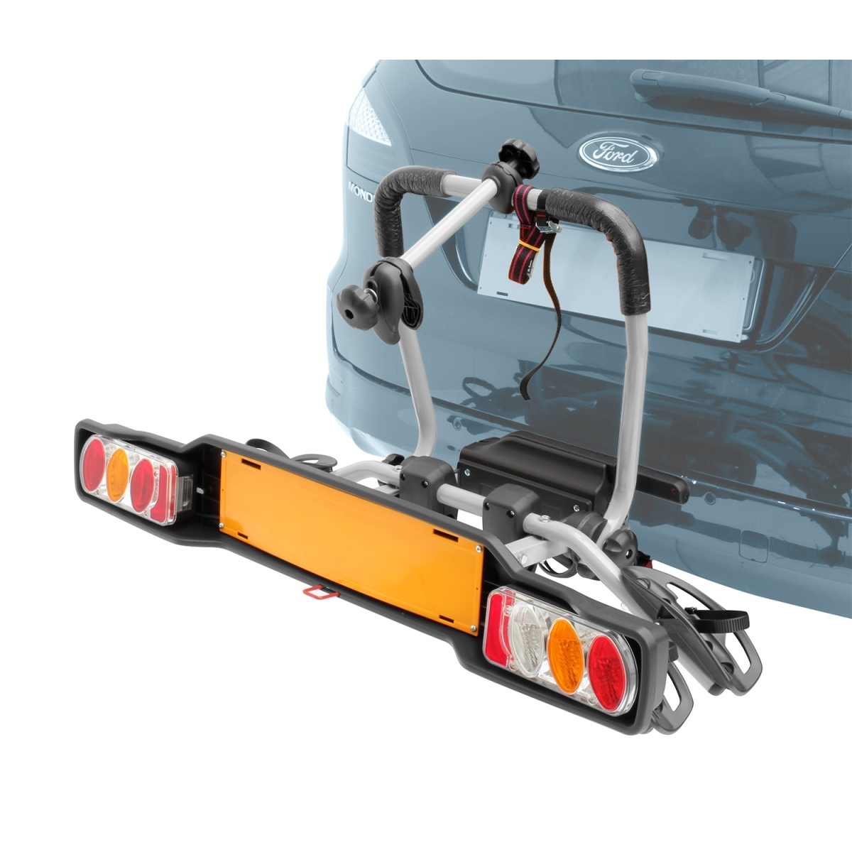 Nosič na tažné zařízení PERUZZO PARMA - 2 kola