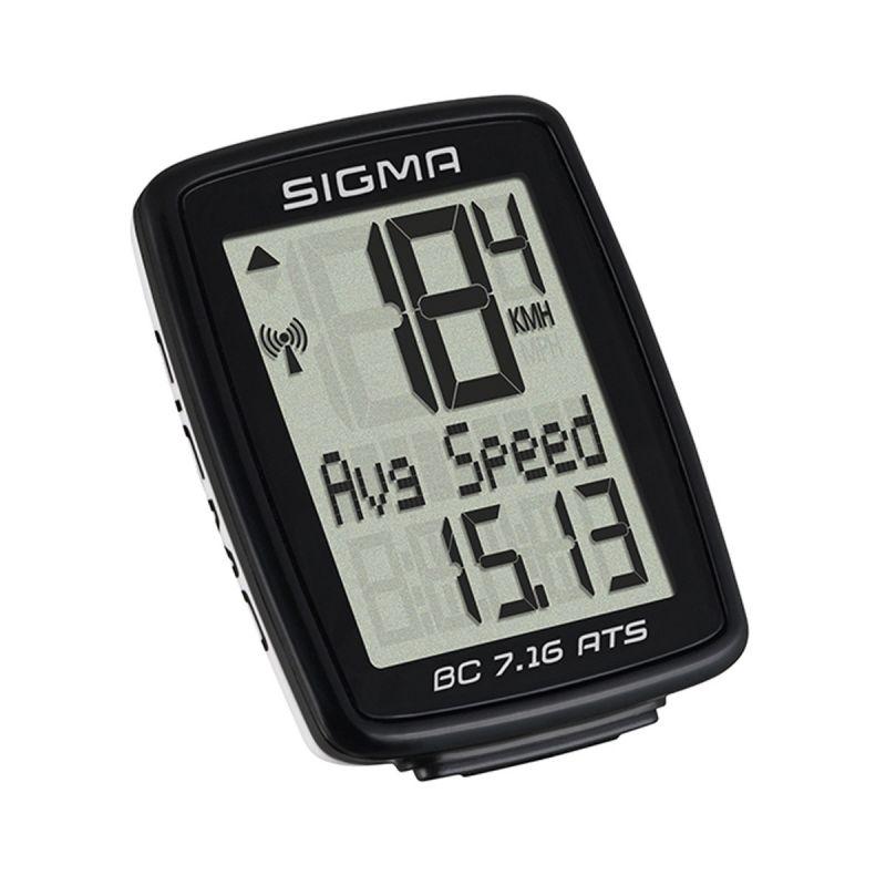 Cyklocomputer SIGMA BC 7.16 ATS