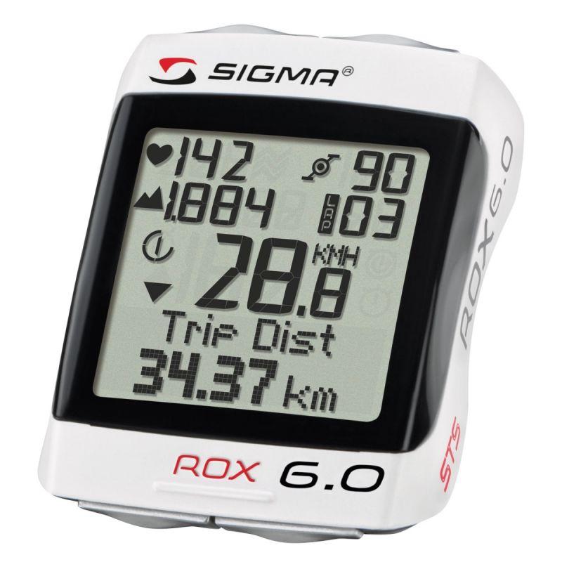 Cyklocomputer SIGMA ROX 6.0 STS