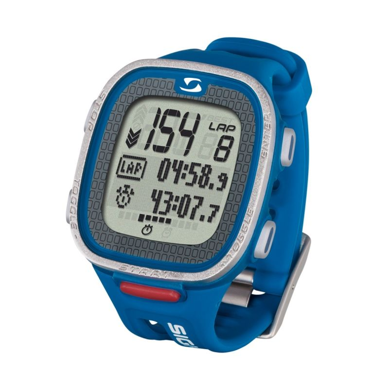 SIGMA PC 26.14 pulsmetr modrý