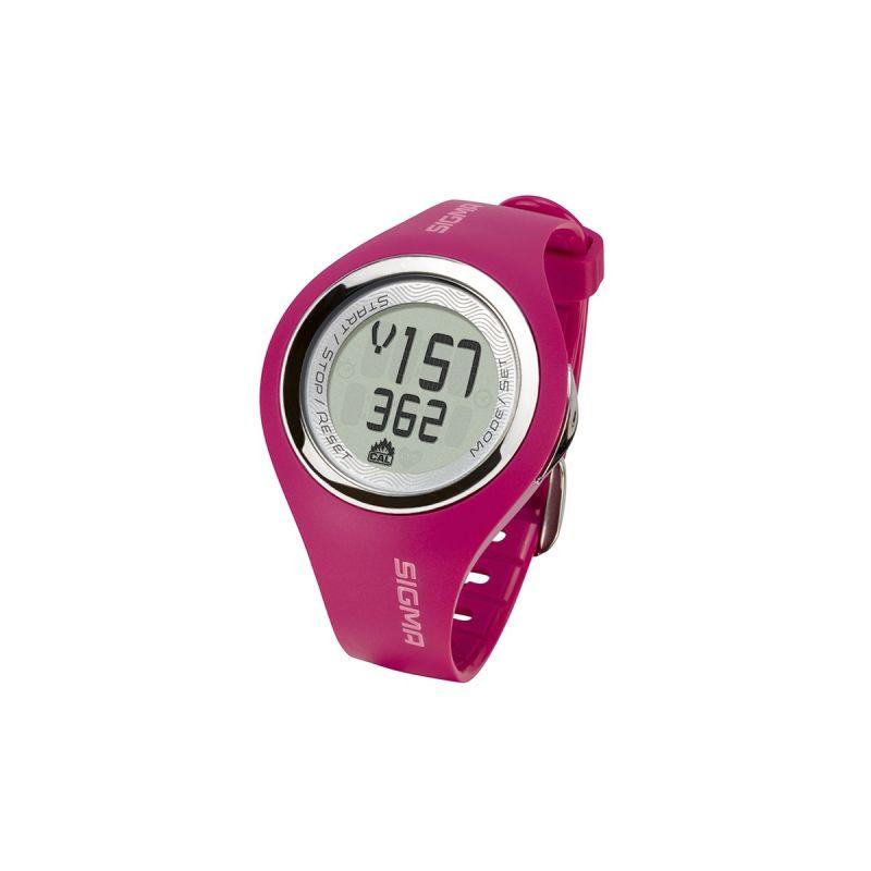 SIGMA PC 22.13 LADY pulsmetr dámský růžový
